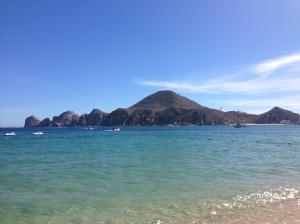 Medano Beach in San Lucas
